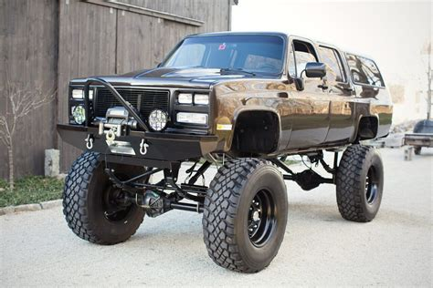 chevrolet rock chevy suburban 2500 rock crawler picture gallery
