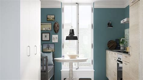 Incroyable Modeles De Petites Cuisines #7: Une-cuisine-salon_5429899.jpg