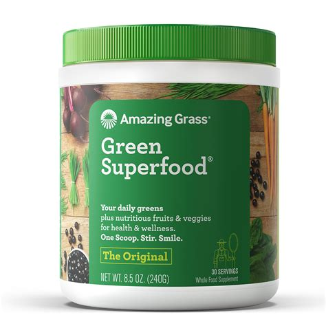 Garden Of Detox And Alkalizer Vs Amazing Greens by Amazing Grass Organic Wheat Grass Powder 30 Servings 8
