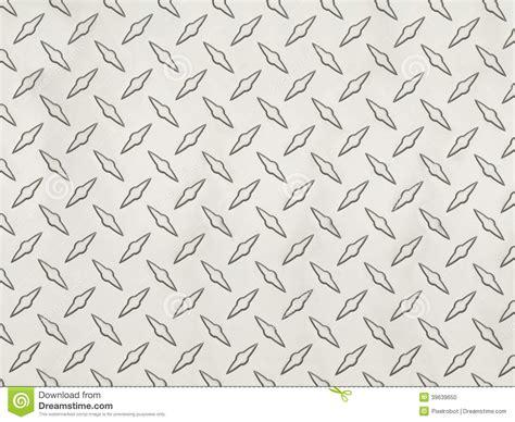 diamond tread sheet metal stock photo image