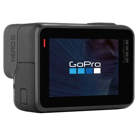 Gopro Hero5 Black gopro unveils hero5 black and 5 session cameras and