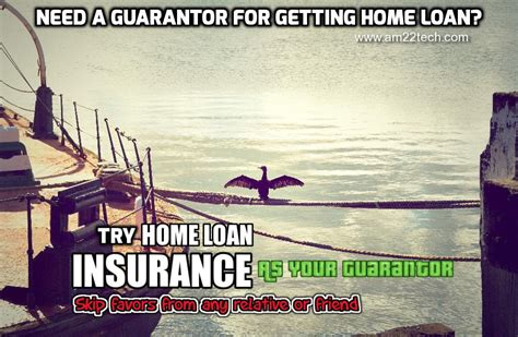 housing loan insurance use home loan insurance as loan guarantor to qualify for