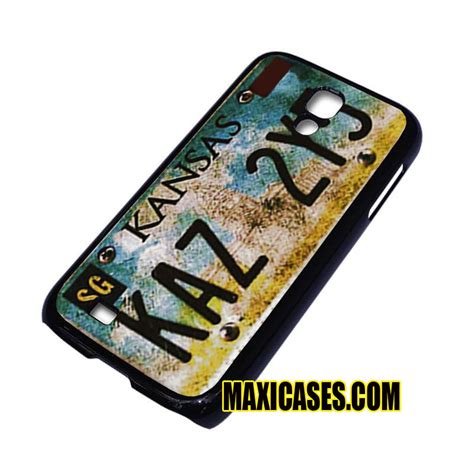 Supernatural License Plate Casing Iphone 7 6s Plus 5s 5c 4s Samsung supernatural license plate iphone 4 iphone 5 iphone 6 cases