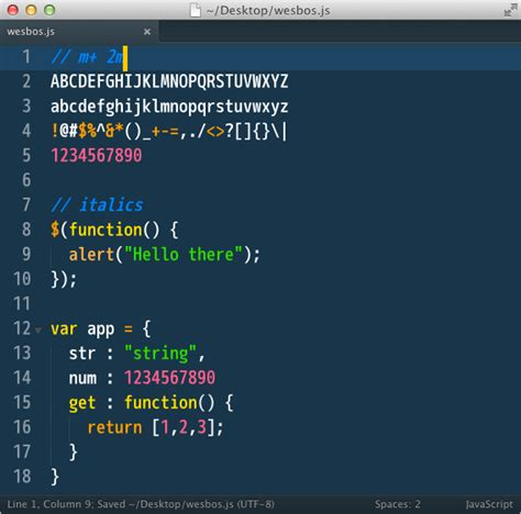 top 11 programming fonts for top 11 programming fonts for your text editor and terminal