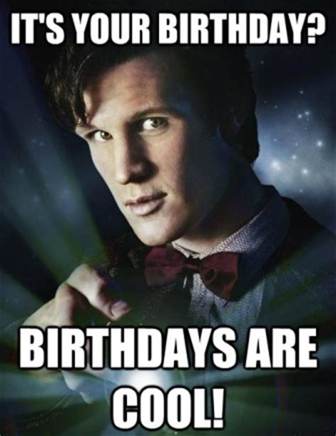 Doctor Who Birthday Meme - dr who happy birthday meme 2happybirthday