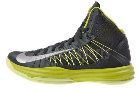 lime green nike basketball shoes nike hyperdunk tb 2012 2013 mens basketball shoes lime