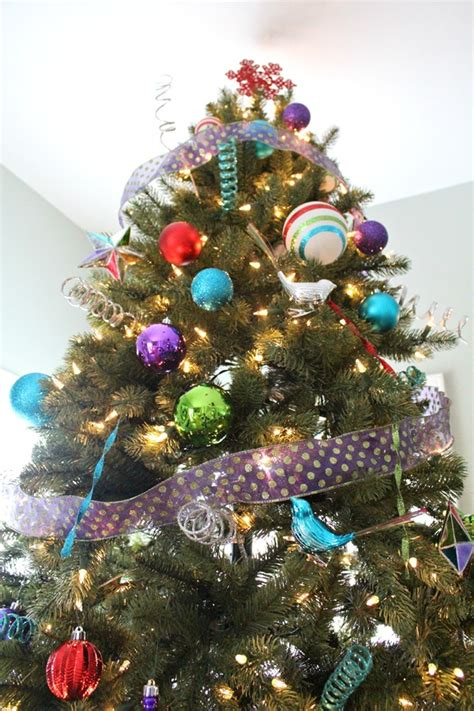 christmas tree decorating ideas the home depot