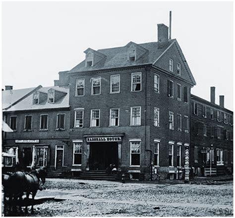 Marshall House by The Storied Marshall House Its Token Alexandria Va