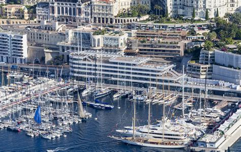 yacht club foster partners anchors monaco yacht club in monte carlo