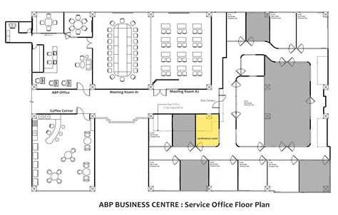business floor plan floor plan for business network symbols