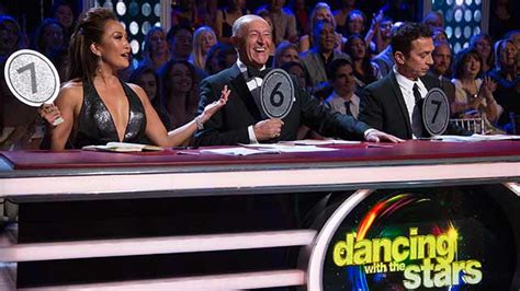 Dancing with stars judge marriage