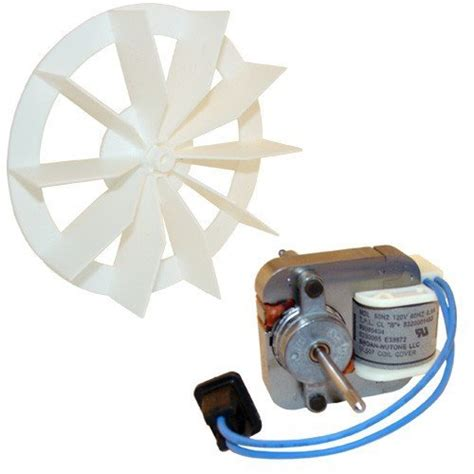 bathroom fan motors broan s97012038 ventilation fan motor and blower w