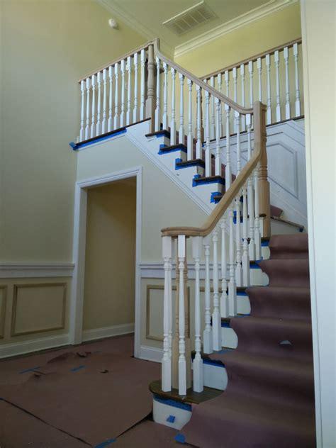 roslyn long island dkp wood railings stairs