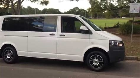 Cheapest Volkswagen by Vw Caravelle 2011 Cheapest 9 Seater On The Net For Sale