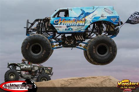 monster truck show virginia beach virginia beach virginia monsters on the beach may 13
