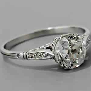 platinum vintage wedding rings platinum vintage engagement rings wedding promise