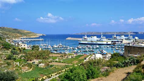 boat dock ta malta gozo island boats dock yachts sea wallpaper