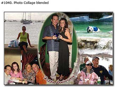Custom Wedding Photo Collage Examples 3