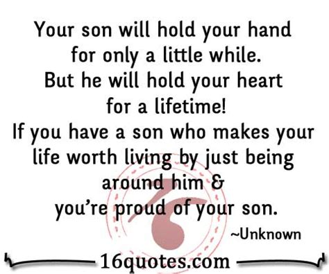 proud mother  son quotes quotesgram