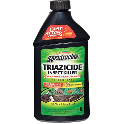 spectracide 174 triazicide 174 insect killer gempler s