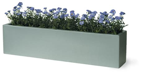 Lightweight Planter Boxes lightweight window box in 3 sizes