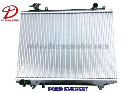 jual radiator ford everest xlt 2 5 l darma automotive