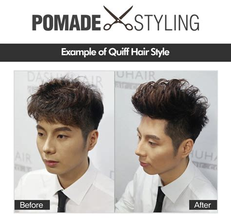 Hair Style Wax Results by Buy Dashu Hair Wax Best Classic Pomade Hair Wax Best 3 Vs