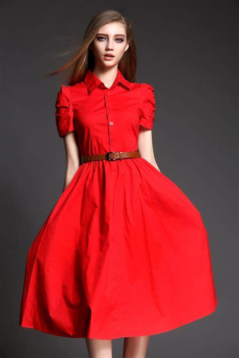 can women over 50 wear maxi dresses red long dress summer vintage 50s cotton maxi shirt
