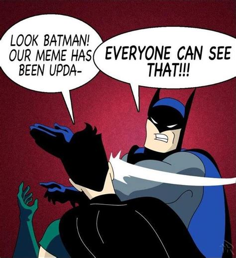 Batman And Robin Slap Meme - image 497731 my parents are dead batman slapping