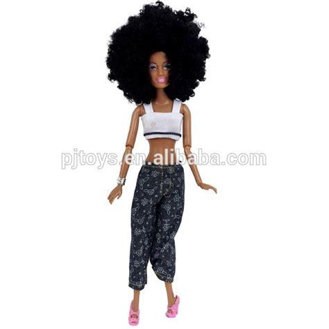 black doll in 2017 new doll black fashion doll for