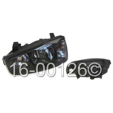 2005 hyundai elantra headlight assembly hyundai elantra headlight assembly parts view part