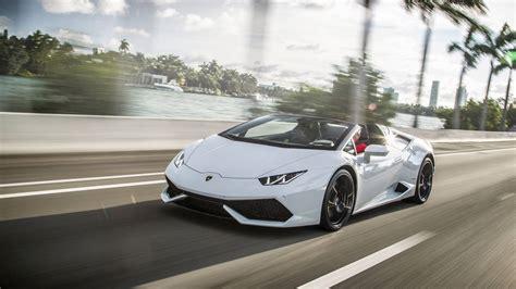 Lamborghini Convertible Price 2016 Lamborghini Huracan Lp 610 4 Spyder Convertible