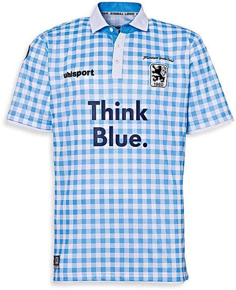 Polo Shirt Munchen 1 1860 m 252 nchen 2014 oktoberfest kit unveiled footy headlines