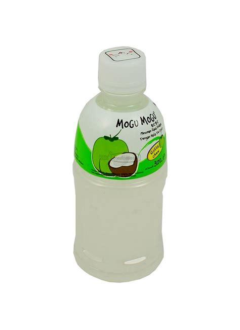Mogu Mogu Strawberry 320ml mogu mogu minuman nata de coco coconut btl 320ml