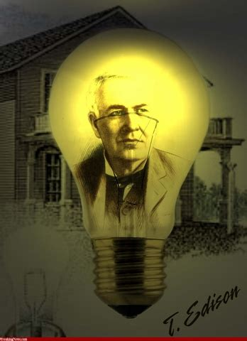 how did edison created the light bulb the without the inventions of edison timeline