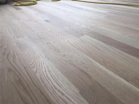 "Solid White Oak 3 1/4"" Hardwood Floor Installation Chicago"