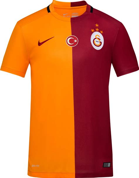 design jersey nike 2015 galatasaray 15 16 home kit released footy headlines