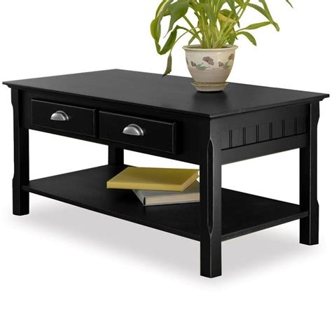 transitional coffee table black espresso winsome timber solid wood coffee table wood transitional