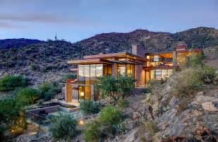 Fotos de casas con fachadas bonitas en las monta 241 as modelo de