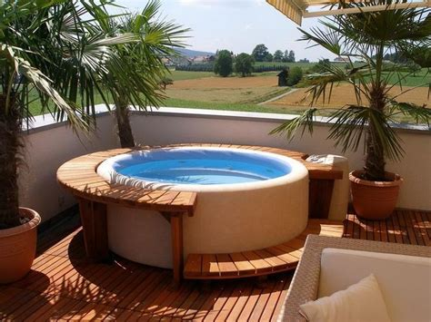 outdoor hot tub hot tub backyard design ideas joy studio design gallery best design
