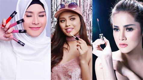 Lipstik Olla Ramlan tak hanya andalkan dunia hiburan 7 artis ini rambah