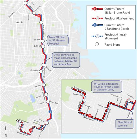san francisco route map san francisco 28 route map michigan map
