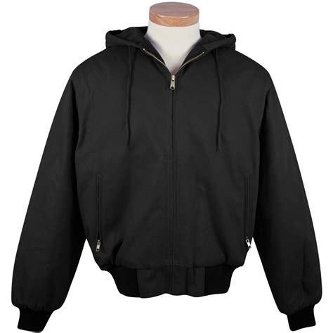 Jaket Sm cmg 4600 blk blk sm jacket hooded canvas blk blk sm masterman s