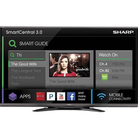Led Sharp Aquos Putih sharp aquos lc 80uq17u 80 3d 1080p led lcd tv 16 9
