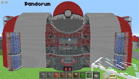 Jeux De Construction Minecraft 1787 by Stadium Minecraft Project