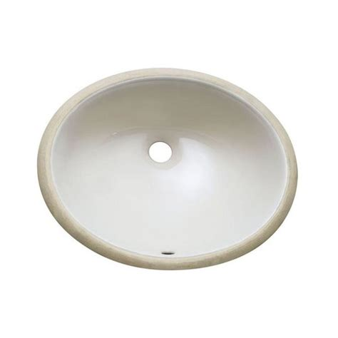 bathroom sink 15 x 18 avanity 18 quot x 15 quot oval undermount bathroom sink linen