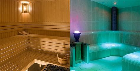 Sauna Vs Steam Room Benefits by Sauna Vs Steam Room Heat Vs Moist Heat Sauna Samurai