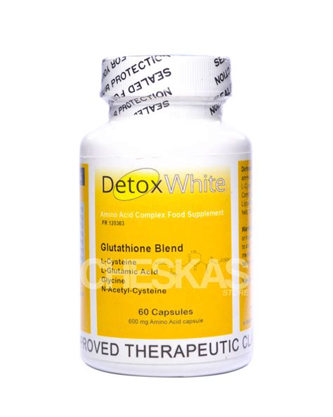 White Detox by Detox White Glutathione