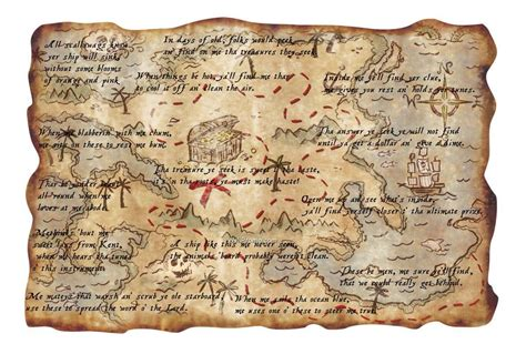 pirate treasure map the feeling s treasure hunt your friendly mormon