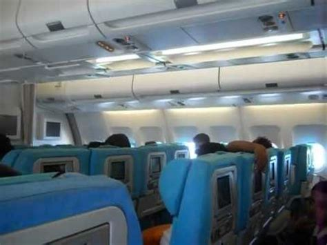 Airbus A340 300 Interior by Srilankan Airlines A340 300 Interior